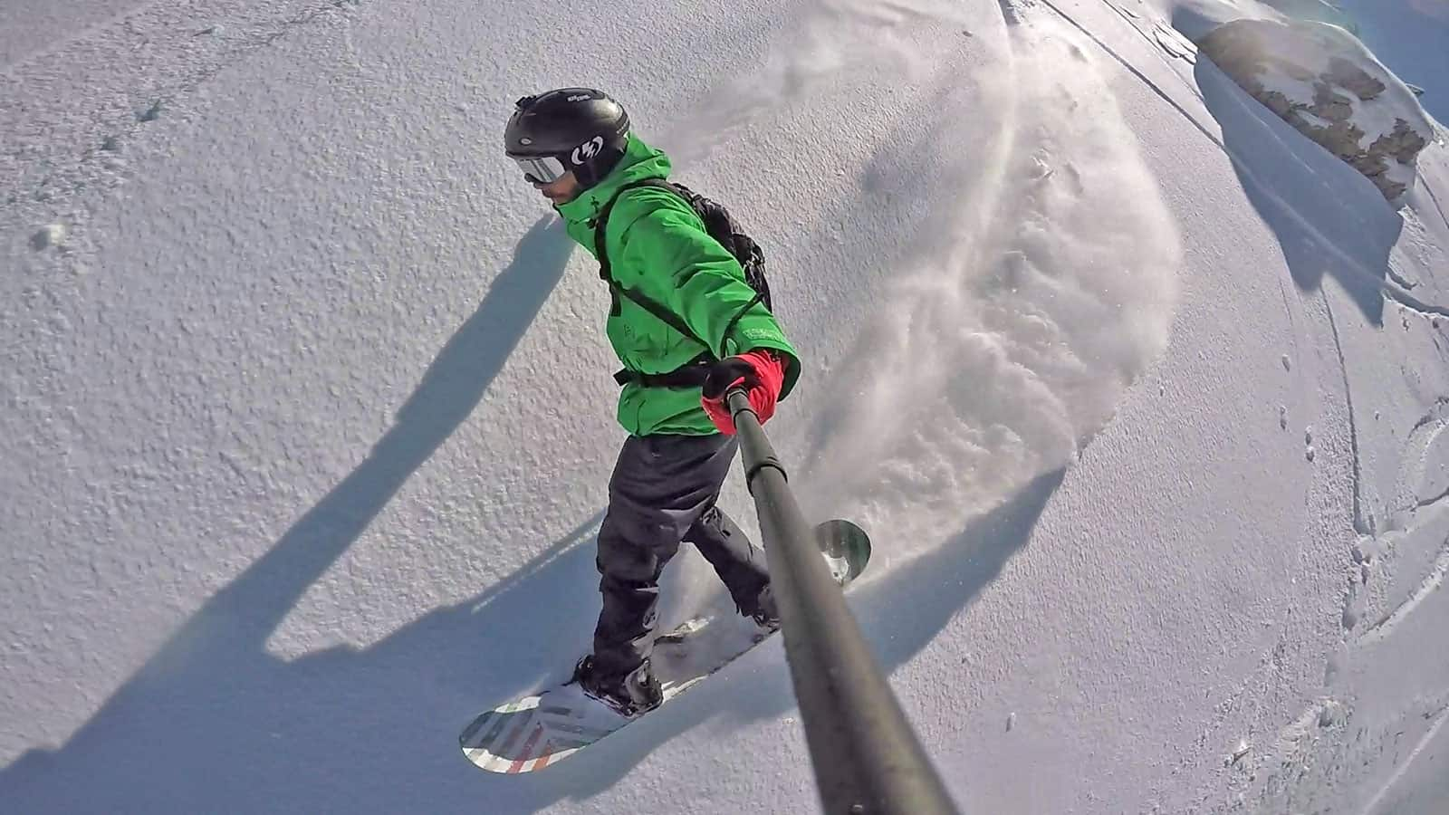 How To Make A Fun Snowboarding Video With Your GoPro Camera 360Guide