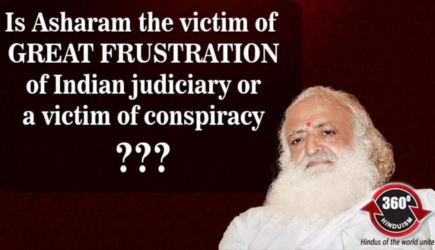 asaram , asharam , asaram bapu, victim of conspiracy