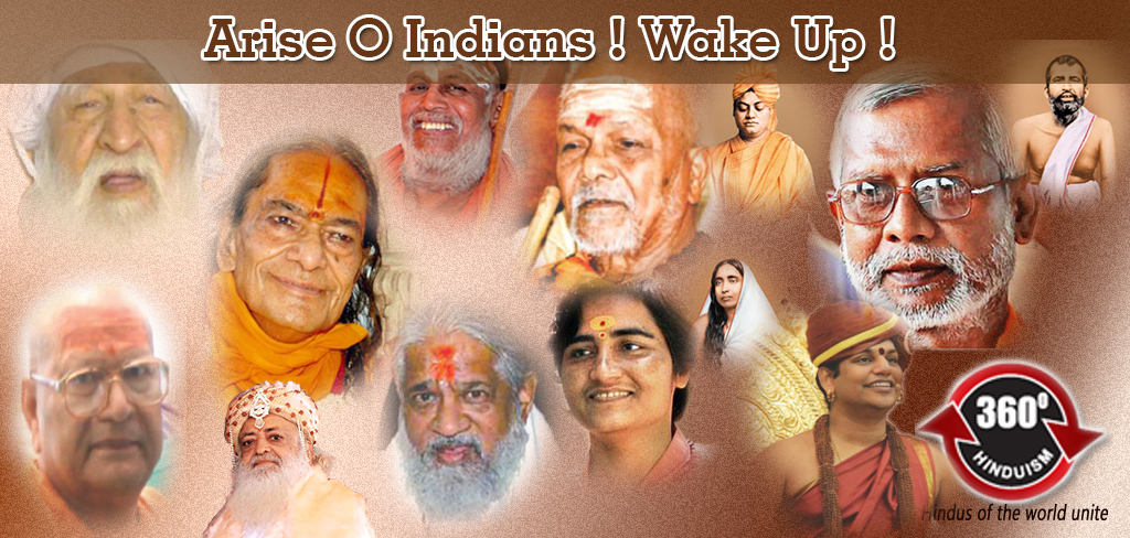 Attack on hinduism, hindu existence