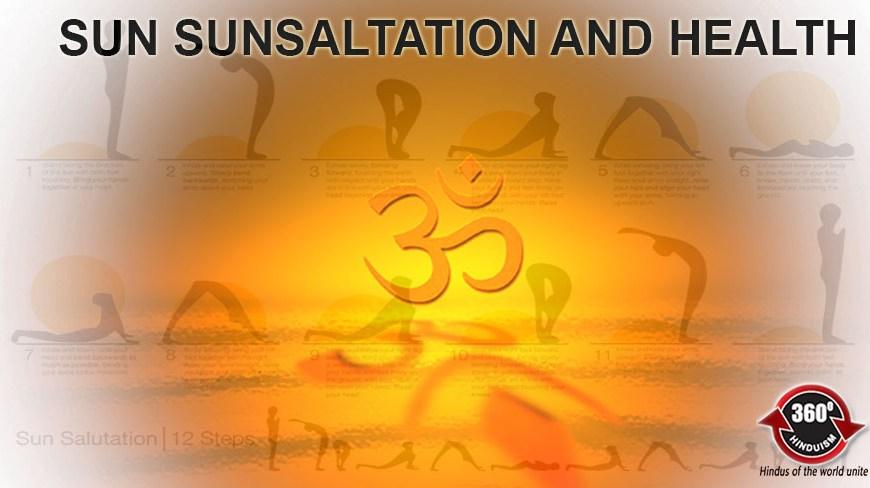 SUN SALTATION AND HEALTH