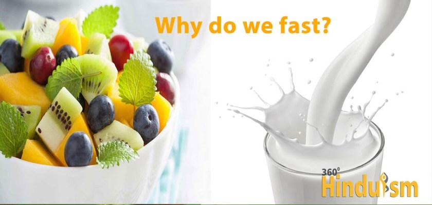 fasting, upavaasa