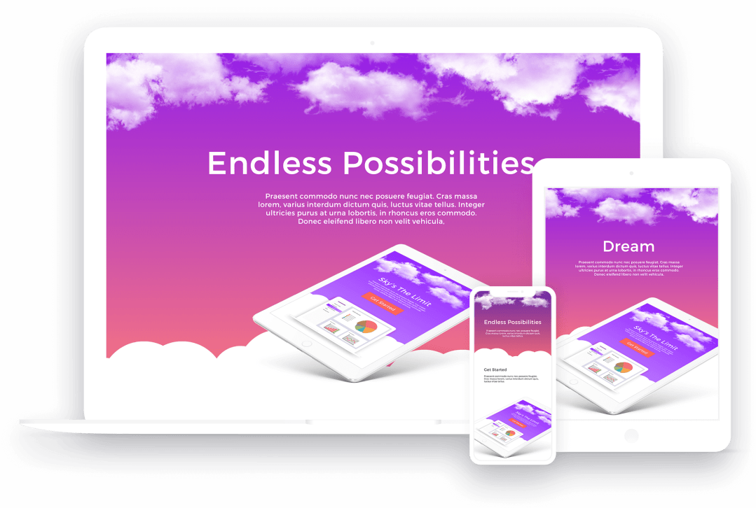 Endless-Possibilities Creative Website Design
