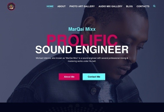 MarQai-Website-Design Creative Website Design