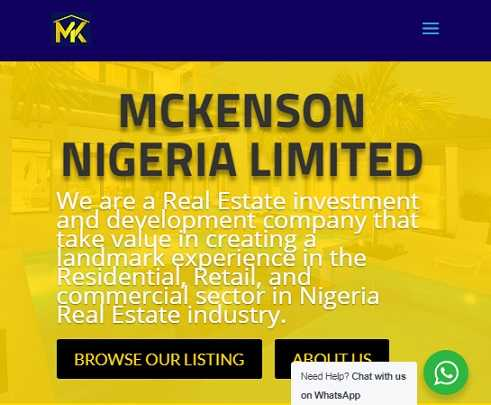 Mckenson-limited_4 Recent Projects