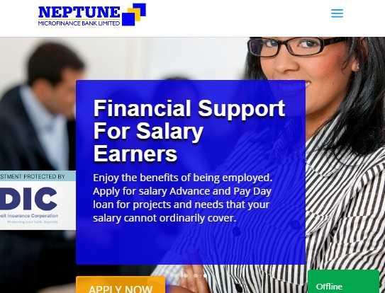 Neptune-Microfinance-Bank_4 Creative Website Design