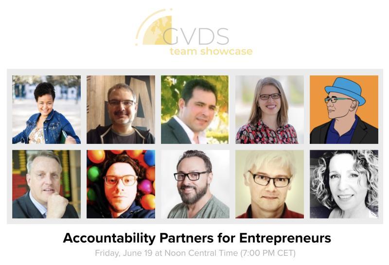 Accountability Partners for Entrepreneurs