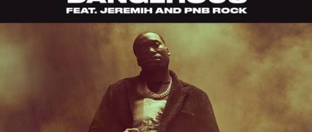 Song Art for DANGEROUS – Meek Mill Feat. PnB Rock & Jeremih
