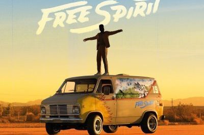 Khalid - Free Spirit Album Cover