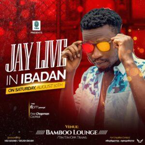 Jay Benneth Ibadan Event
