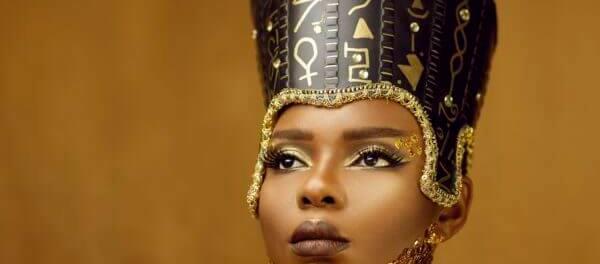 Yemi Alade Woman of Steel Album Art