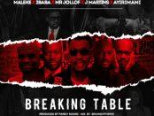 Download Maleke 2Baba Mr Jollof J Martins Ayirimami Breaking Table Mp3 Download