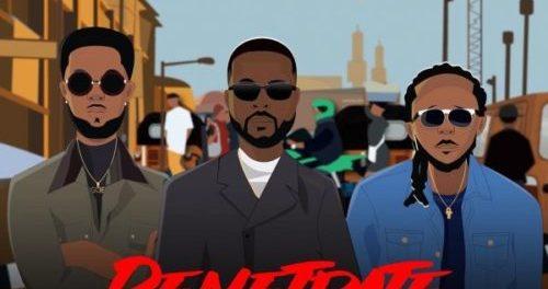 Patoranking DJ Neptune Del B Penetrate MP3 Download