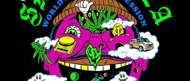 Download Smoke DZA & The Smokers Club Worldwide Smoke Session Album Zip Download
