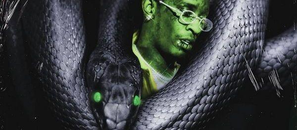 Download Young Thug Snake Language Album Zip Download