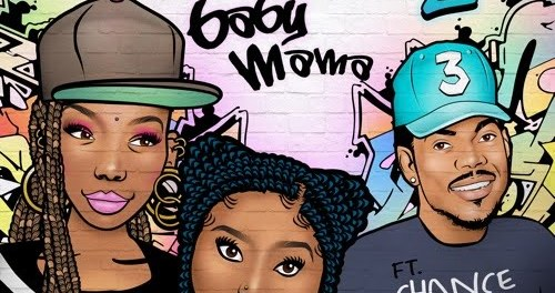 Download Brandy Baby Mama ft Chance The Rapper Mp3 Download