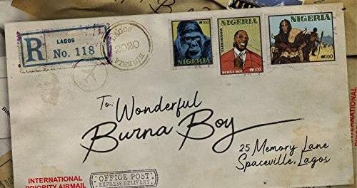 Download Burna Boy Wonderful Mp3 Download