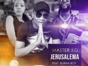 Download Master KG Jerusalema Remix ft Burna Boy & Nomcebo Zikode Mp3 Download