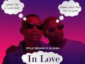 Download Otile Brown Ft Alikiba In Love Mp3 Download