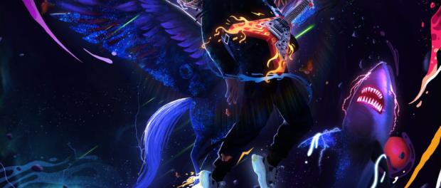 Download Trippie Redd NEON SHARK vs Pegasus ALBUM ZIP DOWNLOAD