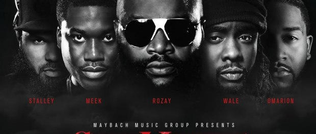 Download Maybach Music Group Self Made Vol 2 (Deluxe) Album Zip Download