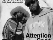 Download Talib Kweli & Diamond D Ft Skyzoo Attention Span MP3 Download