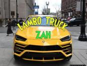 Download Zah Lambo Truck MP3 Download