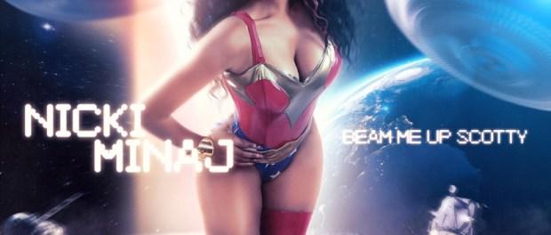 Download Nicki Minaj Beam Me Up Scott Album ZIP Download