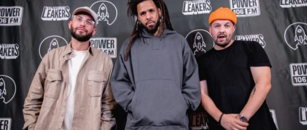 Download J Cole The LA Leakers Freestyle MP3 Download