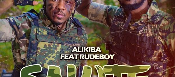 Download Alikiba Ft Rudeboy Salute MP3 Download