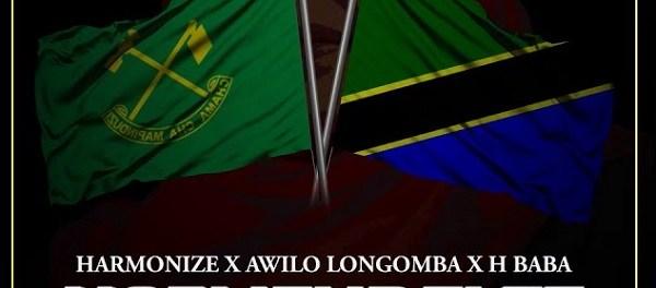 Download Harmonize Ft H Baba Awilo Longomba Kazi Iendelee Mp3 Download