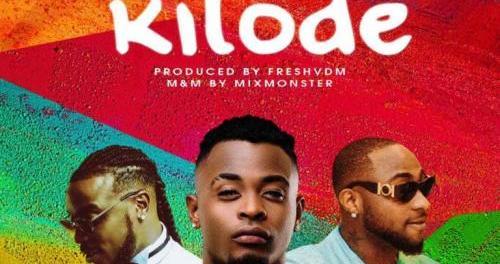 Download Pryme Kilode Ft Davido & Peruzzi MP3 Download