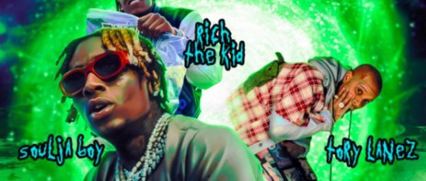 Download Soulja Boy Ft Rich The Kid & Tory Lanez Rick n Morty Remix MP3 Download