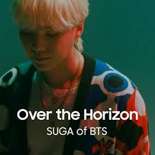 Download SUGA of BTS Over the Horizon MP3 Download