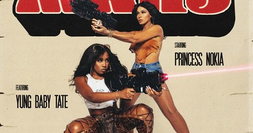 Download Princess Nokia Ft Yung Baby Tate Boys Are From Mars MP3 Download