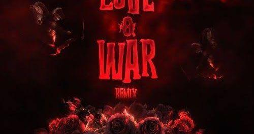 Download Lil Poppa & Queen Naija Love & War Remix MP3 Download