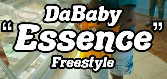 Download DaBaby Essence Freestyle MP3 Download