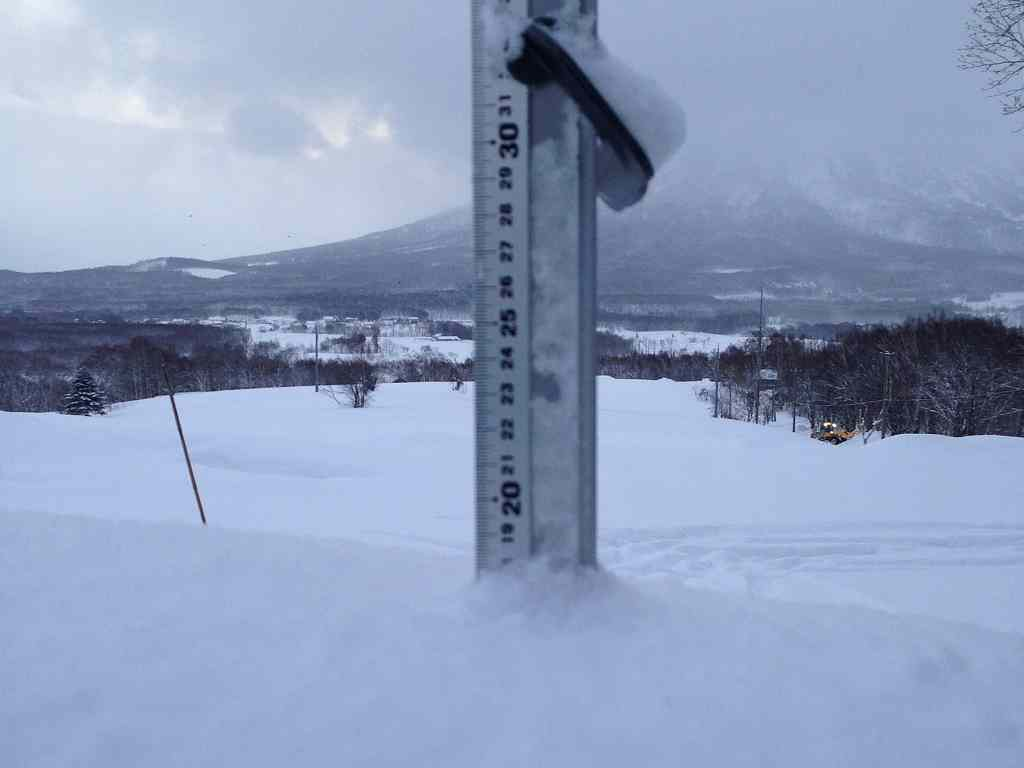 Snow Depth 2013-01-01