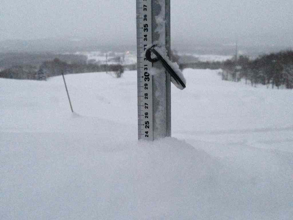 Snow Depth 2013-01-02