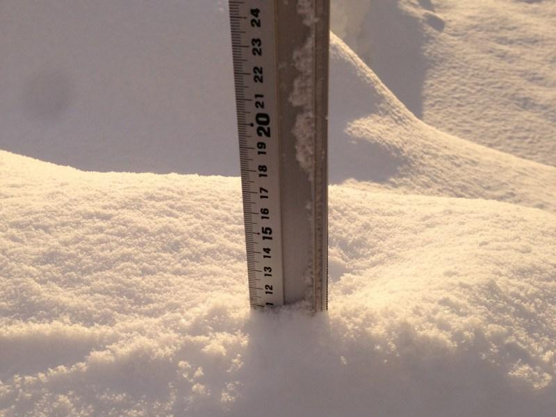 snowfall 2013-02-25