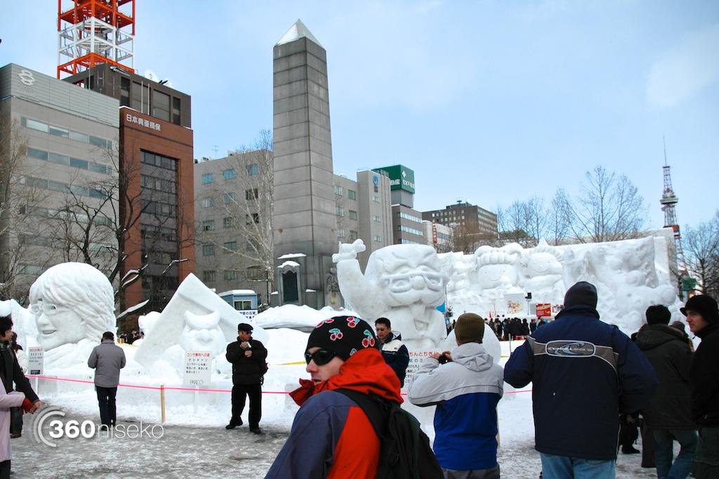 Sapporo-Snow-Festival-2014-stage