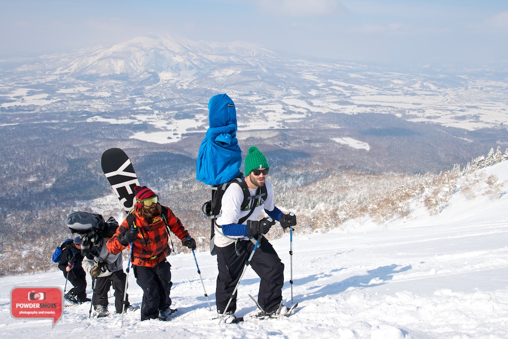 Looking back at Niseko