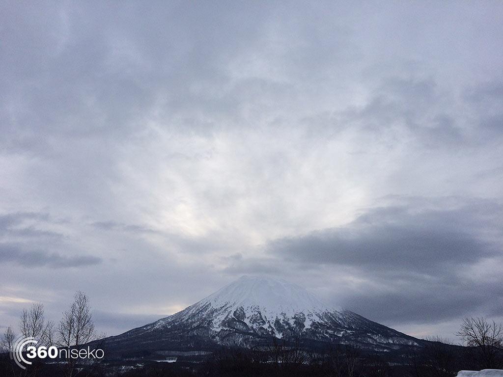 Niseko - Mt.Yotei, 1 March 2015