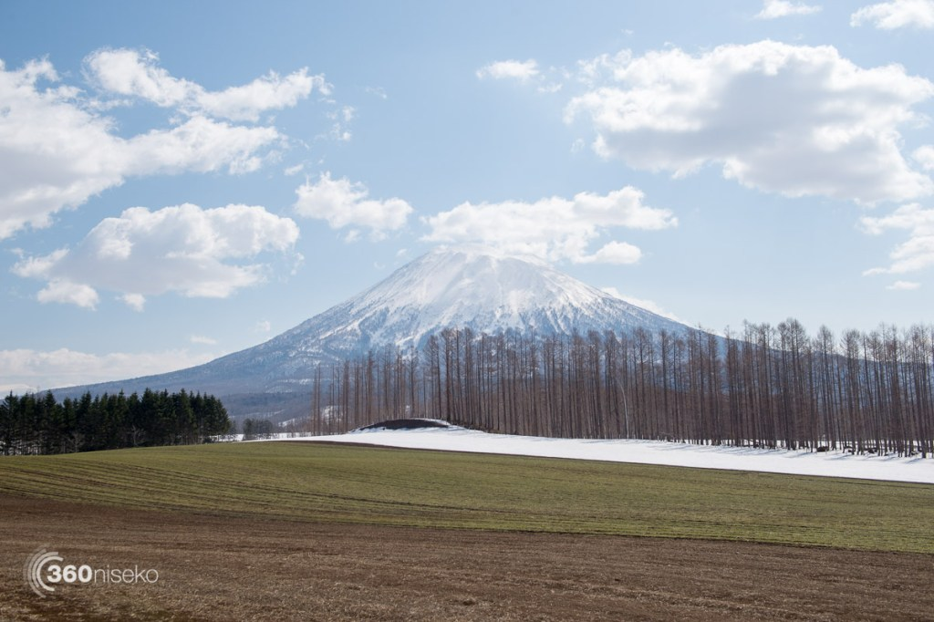 Mt. Yotei, 10 April 2016