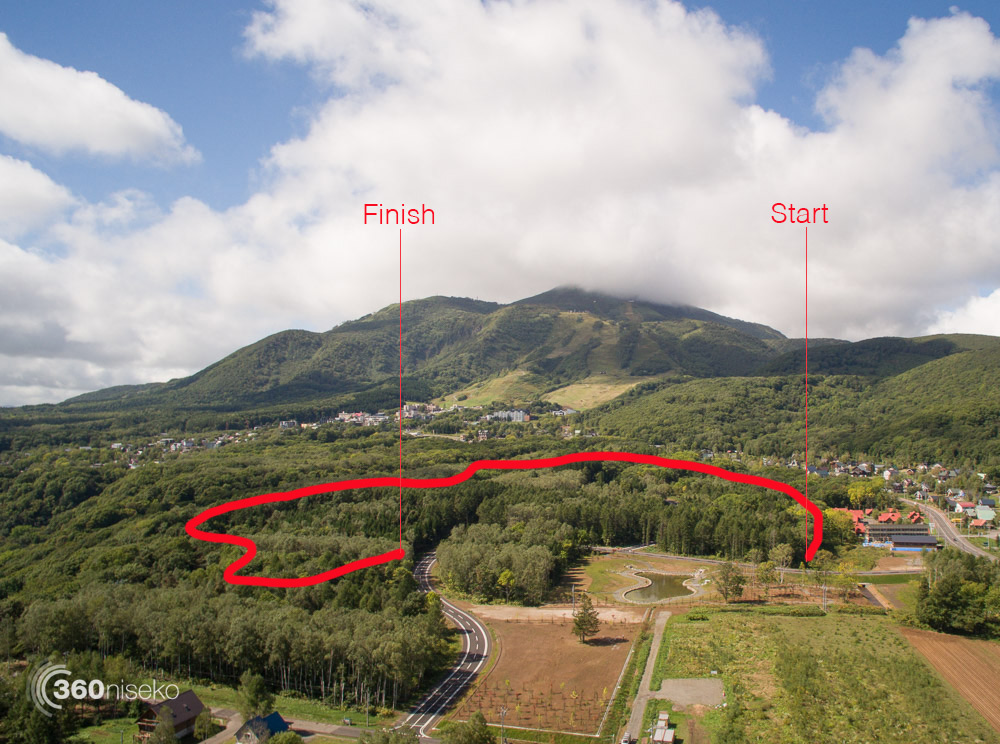 Ginto Trail Overview