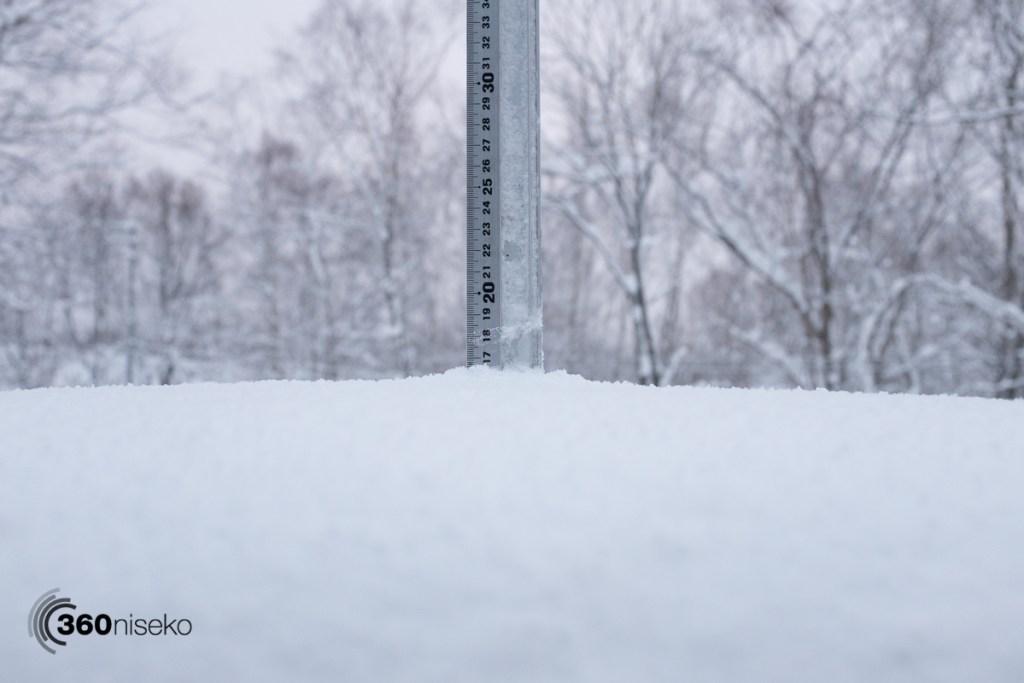 Niseko snow report, 2 February 2017