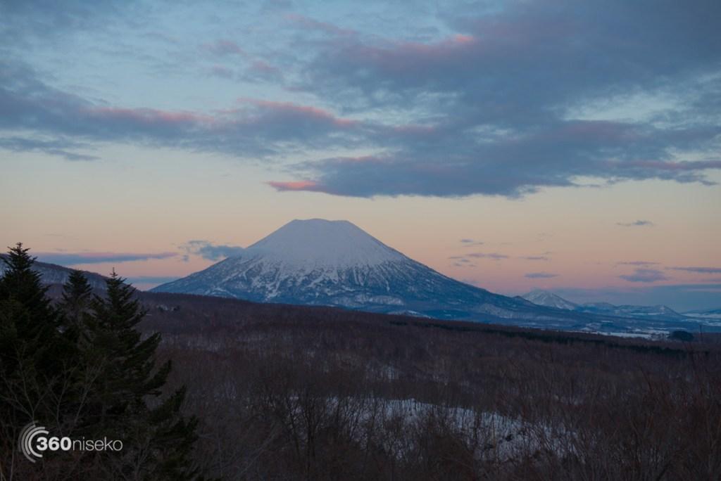 Mt.Yotei & Shirbetsudake, 25 March 2017