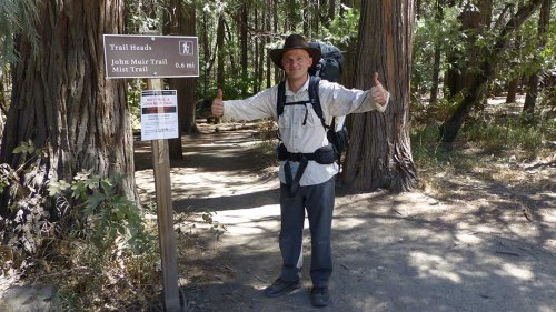 Starting the John Muir Trail!