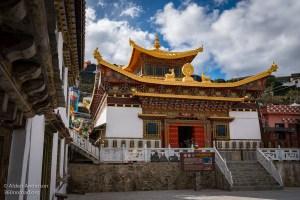 Feilai Monastery (Feilaisi — Gateway to Yubeng Village)