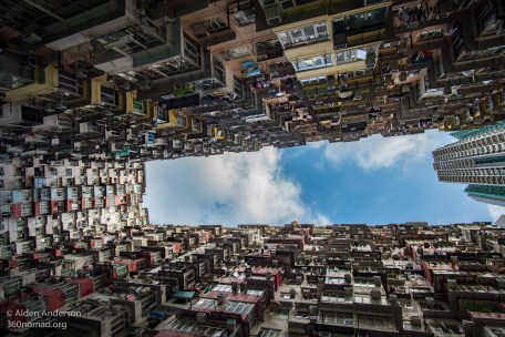 Hong Kong Monster Building Day 05
