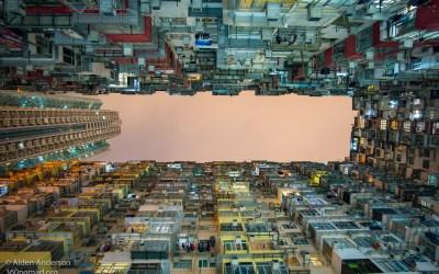 Hong Kong's Monster Building